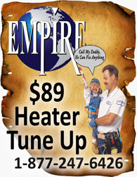 Get the best home furnace tune up by calling today